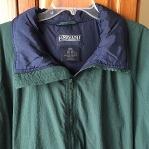 Lands' End Down Jacket, size L